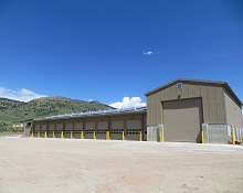 Longhorn Transportation & Vehicle Storage Facility